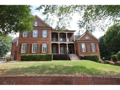 Forsyth County, Gwinnett County Single Family Home For Sale: 5140 Riverlake Drive