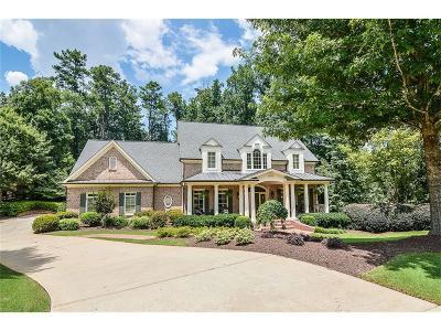Duluth Single Family Home For Sale: 2843 Thurleston Lane