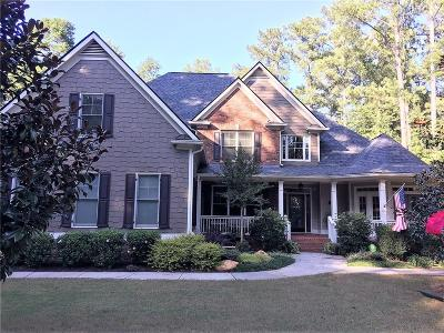 Acworth Single Family Home For Sale: 6226 Eagles Crest Drive NW