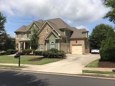 Cumming Single Family Home For Sale: 3820 Preserve Crossing Lane