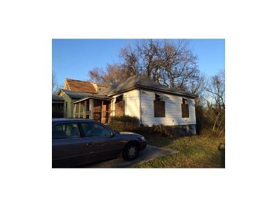 Atlanta Single Family Home For Sale: 716 Betsy Avenue SW