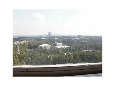 Sandy Springs Condo/Townhouse For Sale: 795 Hammond Drive #2404-240