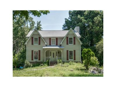 Snellville Single Family Home For Sale: 2826 Mountbery Drive