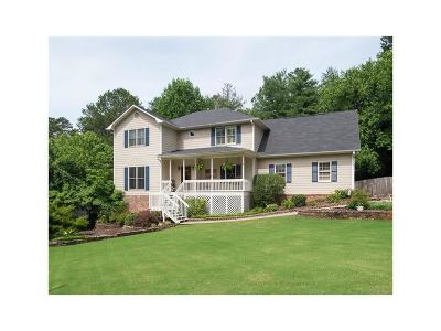 Roswell Single Family Home For Sale: 1586 Tennessee Walker Drive NE