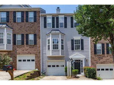 Cumming Condo/Townhouse For Sale: 1504 Gathering Place #1504