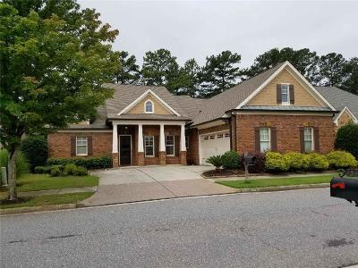 Grayson Single Family Home For Sale: 2535 Trillium View Drive