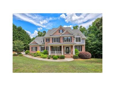 Johns Creek Single Family Home For Sale: 6005 Sweet Creek Road