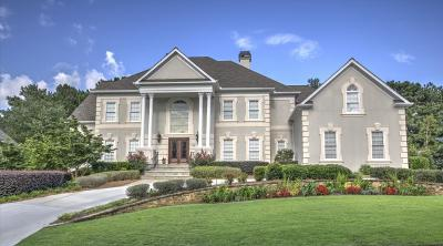 Johns Creek Single Family Home For Sale: 1830 Ballybunion Drive