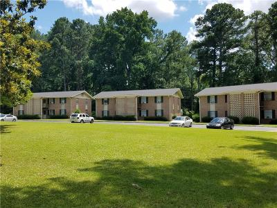Multi Family Home For Sale: 200 Willow Road