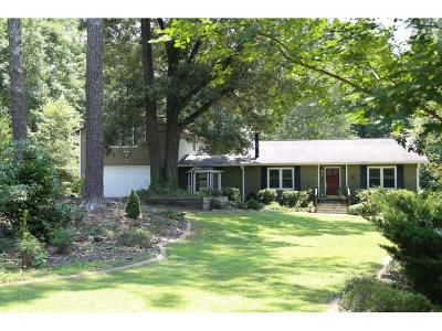 Milton Single Family Home For Sale: 1650 Birmingham Road