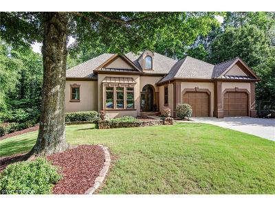 Duluth Single Family Home For Sale: 8225 Dartmoor Court