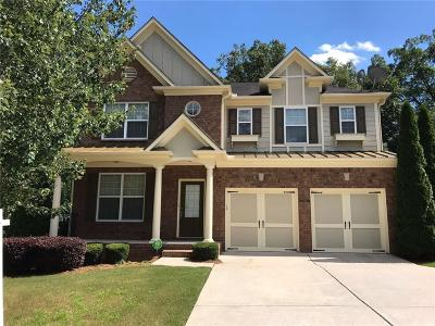 Alpharetta Single Family Home For Sale: 5053 Weathervane Drive