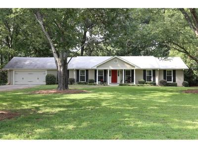 Roswell Single Family Home For Sale: 500 Houze Way