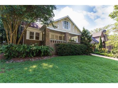 Atlanta Multi Family Home For Sale: 1539 N Morningside Drive NE