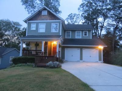 Smyrna Single Family Home For Sale: 1355 Marston Street SE