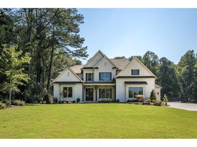 Sandy Springs GA Single Family Home For Sale: $1,199,000