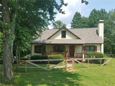 Pickens County Single Family Home For Sale: 234 Hill City Road