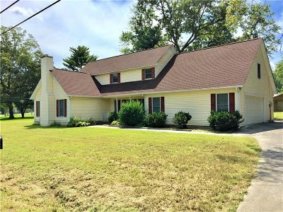 Gordon County Single Family Home For Sale: 126 Iracille Lane NE