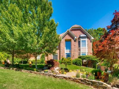 Johns Creek Single Family Home For Sale: 3465 River Ferry Drive
