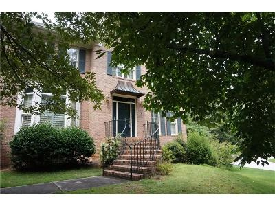 Snellville Single Family Home For Sale: 1710 Winding Creek Circle