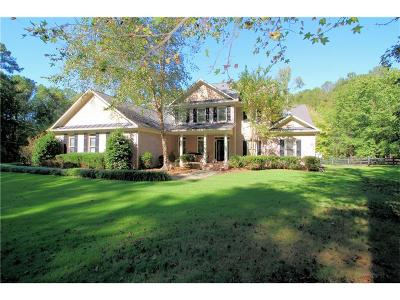 Acworth Single Family Home For Sale: 4816 Old Stilesboro Road NW