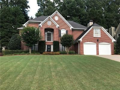 Single Family Home For Sale: 971 Devonwood Trail