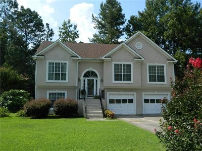Snellville Single Family Home For Sale: 1515 Meadow Oak Drive