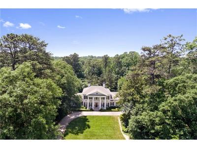 Tuxedo Park, Tuxedo Park Buckhead Single Family Home For Sale: 330 Blackland Road NW