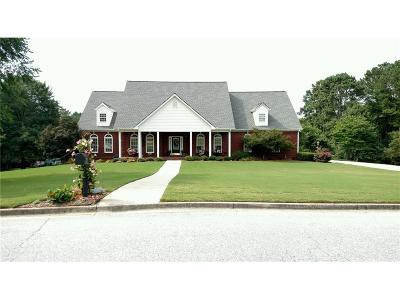 Loganville Single Family Home For Sale: 2505 Richards Walk