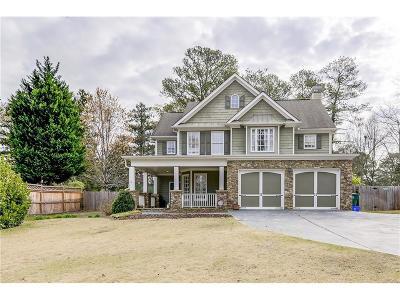 Smyrna Single Family Home For Sale: 3211 Dunn Street SE