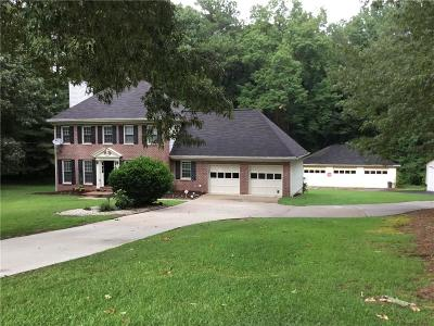 Lawrenceville Single Family Home For Sale: 2540 Old Peachtree Road