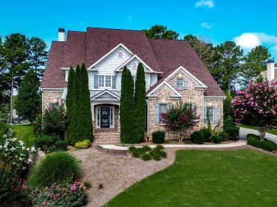 Canton Single Family Home For Sale: 143 Cedar Woods Trail