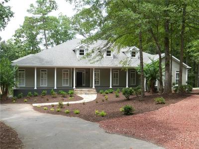 Single Family Home For Sale: 476 Thurman Baccus Road