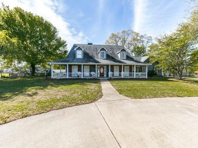 Cherokee County Single Family Home For Sale: 1200 Wyatt Road