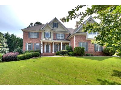 Single Family Home For Sale: 501 Towneside Lane