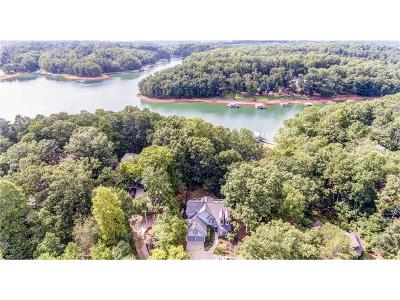Forsyth County, Gwinnett County Single Family Home For Sale: 3930 Sinclair Shores Road