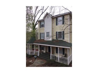 Snellville Single Family Home For Sale: 4461 Longley Lane
