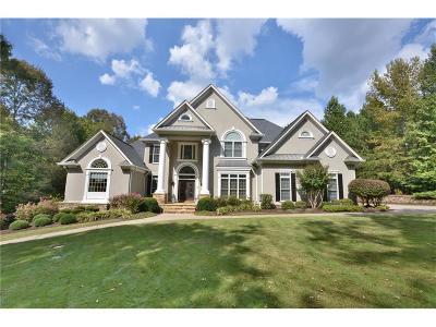 Braselton Single Family Home For Sale: 5750 Gene Sarazen Drive