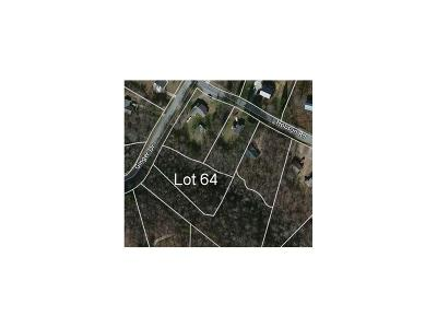 Jasper GA Residential Lots & Land For Sale: $9,500