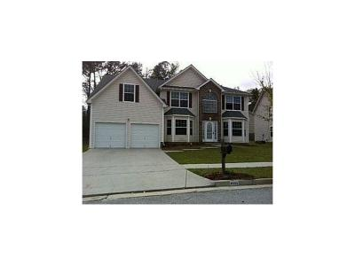 Single Family Home For Sale: 4695 Ivy Fork Drive