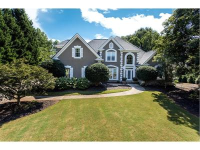 Alpharetta Single Family Home For Sale: 115 Wynstead Court