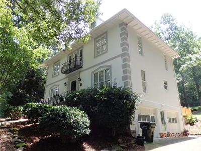 Snellville Single Family Home For Sale: 3520 Wynterset Drive