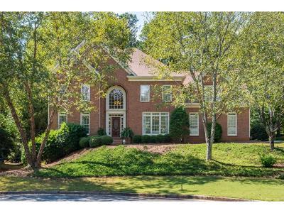 Alpharetta Single Family Home For Sale: 1205 Creek Ridge Crossing