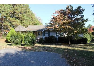 Alpharetta Single Family Home For Sale: 12387 Douglas Road