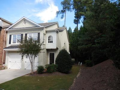 Smyrna Condo/Townhouse For Sale: 4424 Wilkerson Manor Drive SE #6
