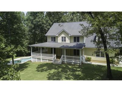Dawsonville Single Family Home For Sale: 202 Windy Ridge Court