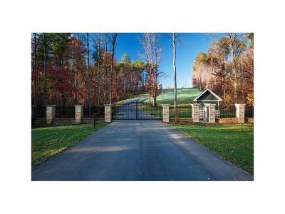 Dawsonville Single Family Home For Sale: 303 Stillwater Lane