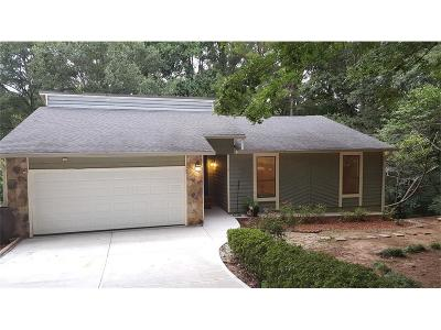 Forsyth County, Gwinnett County Single Family Home For Sale: 2996 Nappa Trail