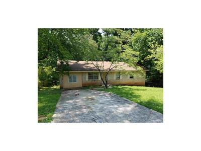 Single Family Home For Sale: 4380 Colony East Drive