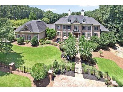 Acworth Single Family Home For Sale: 2801 Spreading Oaks Drive NW